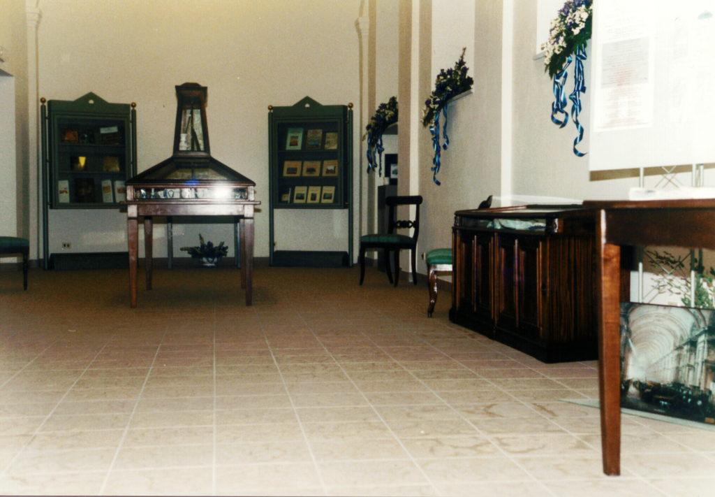 Sede A.V.T.A. 1995